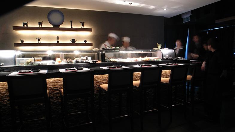 lui design / ana sushi