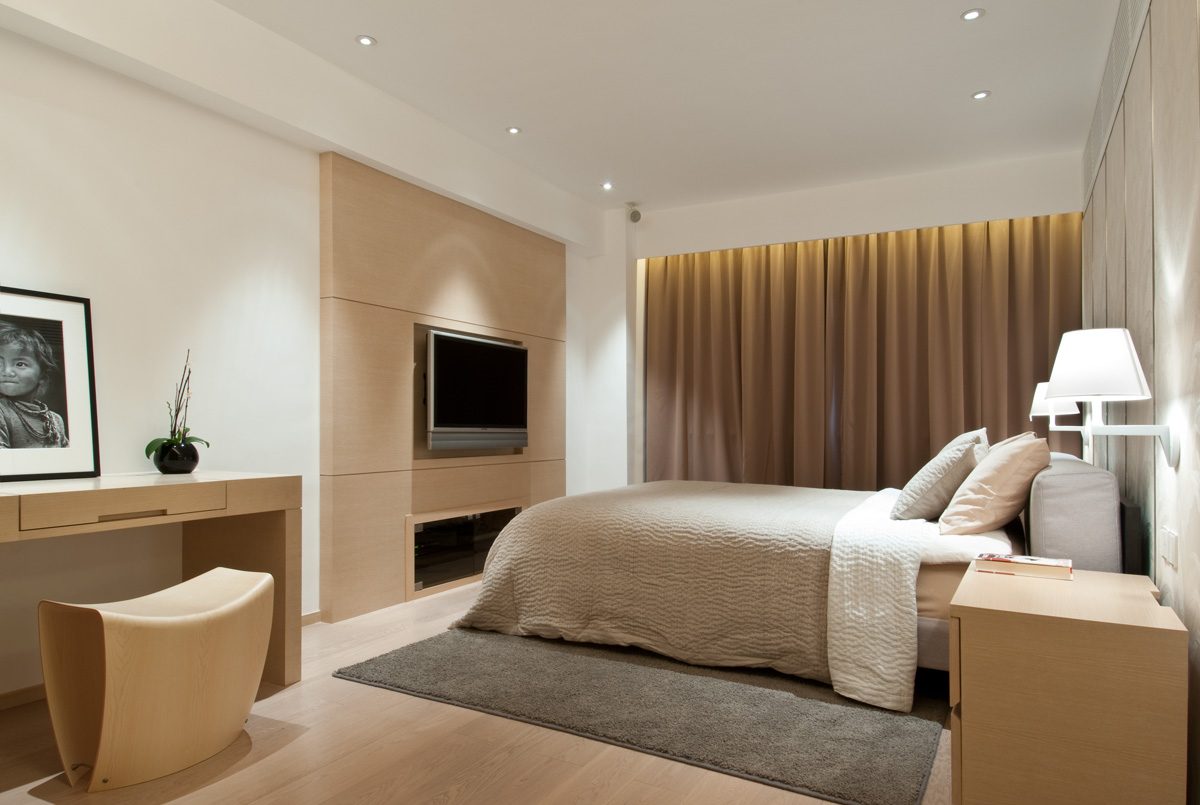 Interior Bedroom Design Before And After