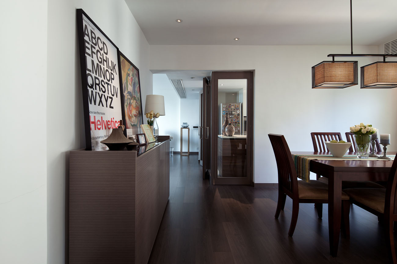 lui design associates designer interior apartment condo residential earth tones wood minimal hong kong china architecture