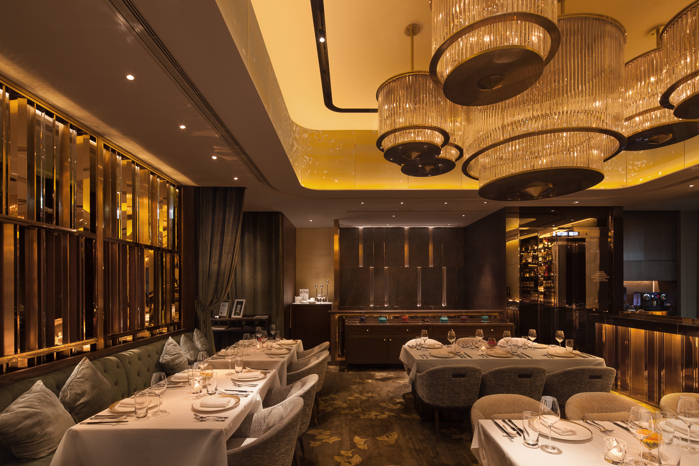 Eighteen Sharp - Dining Room