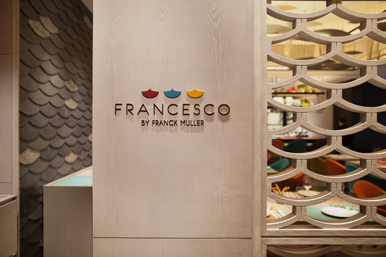 Francesco - Signage